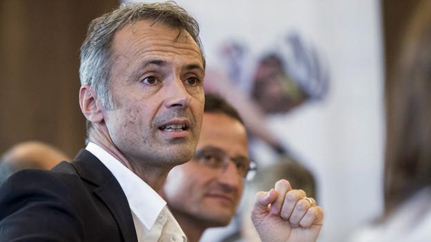 Roger Schnegg, Direktor von Swiss Olympic.
