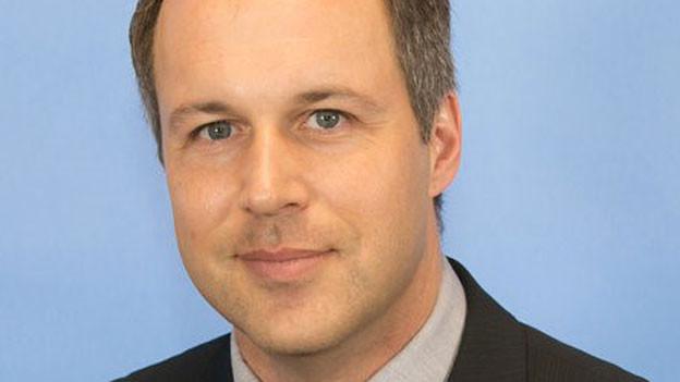 Daniel Neuenschwander, ESA-Direktor.