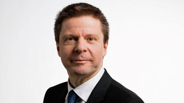 Martin Bäumle, der Präsident der Grünliberalen Schweiz.