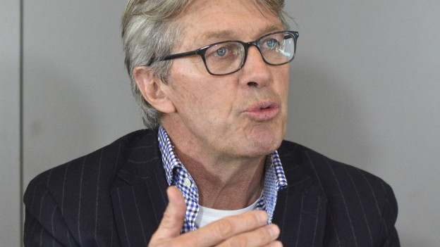 Jury-Präsident des Prix Montagne Bernhard Russi.