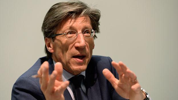GDK-Präsident Thomas Heiniger.