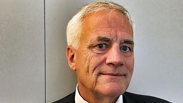 Walter Steinmann. Portraitbild.