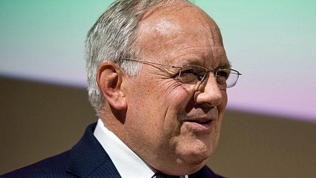 Bunespräsident JohannSchneider-Ammann. Portraitbild.