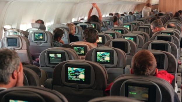 Flugpassagiere werden noch gläserner.