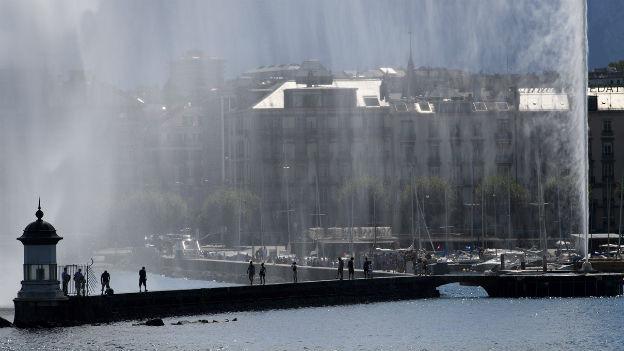 Streit um einen Mietvertrag in Genf
