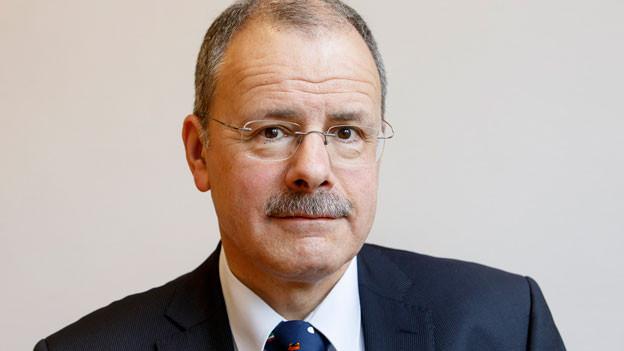 Jürg Schlup, Präsident der Ärztevereinigung FMH.