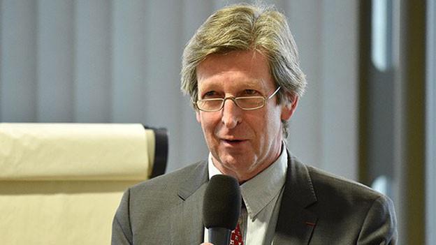 Frank Baasner, Direktor des deutsch-französischen Instituts in Ludwigsburg.