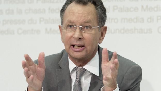 FDP-Ständerat Philipp Müller.