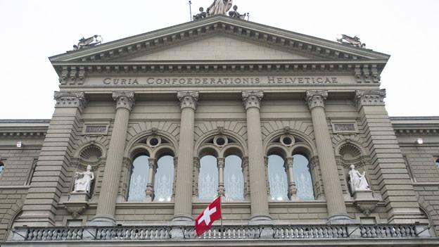 Wintersession im Bundeshaus: Die kleine Kammer debattiert zum Ausländergesetz und der Steuerung der Zuwanderung.