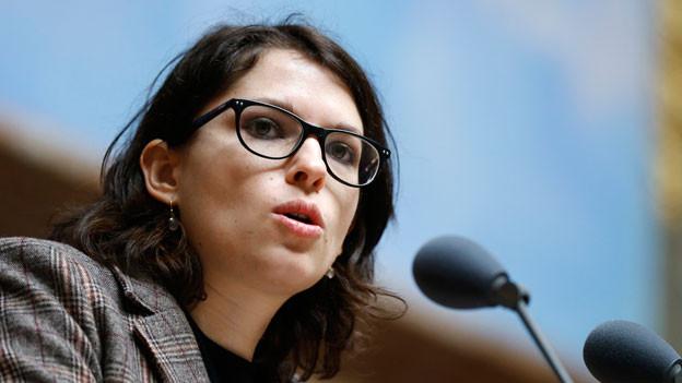 Die Zürcher SP-Nationalrätin Mattea Meyer: «Es sind massive Kürzungen beim Personal, im Migrationsbereich vorgesehen, aber auch bei der Prämienverbilligung. Das müssen am Schluss die Versicherten zahlen. Wir sind nicht bereit, das so zu tragen.