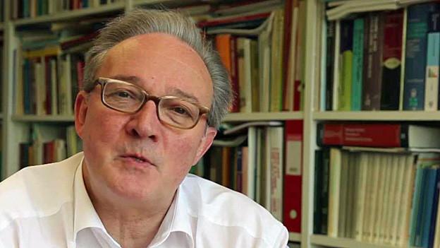 Marcel Tanner. Portraitbild.