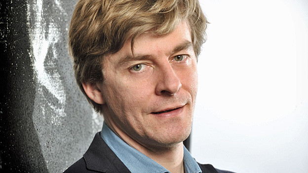 Michael Rüegg. Portraitbild.