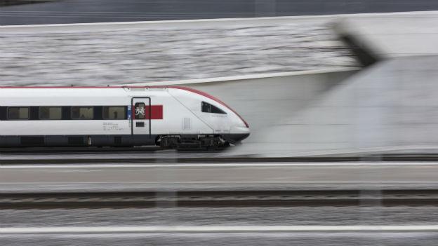 Der Gotthard-Basistunnel