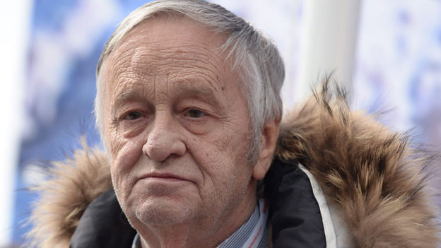 Gian Franco Kasper, Präsident des Internationalen Skiverbandes (FIS).