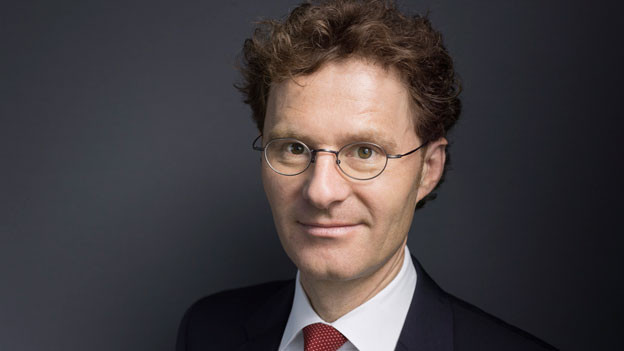 Daniel Lampart, Chefökonom des Schweizerischen Gewerkschaftsbundes.