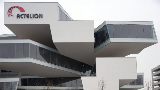 Johnson and Johnson will Actelion kaufen.