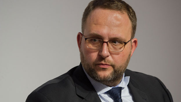 Norman Gobbi, Tessiner Sicherheitsdirektor.