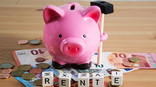Wer kann es sich leisten, früher in Rente zu gehen?