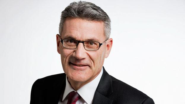 Pirmin Schwander, Nationalrat der SVP des Kantons Schwyz.