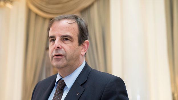 Gerhard Pfister, CVP-Präsident.