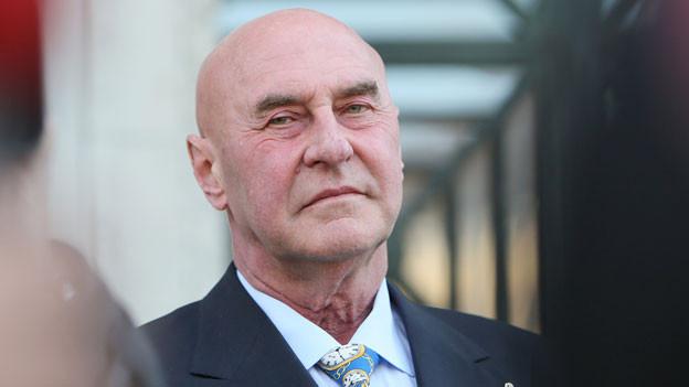 Der Anwalt Valentin Landmann.