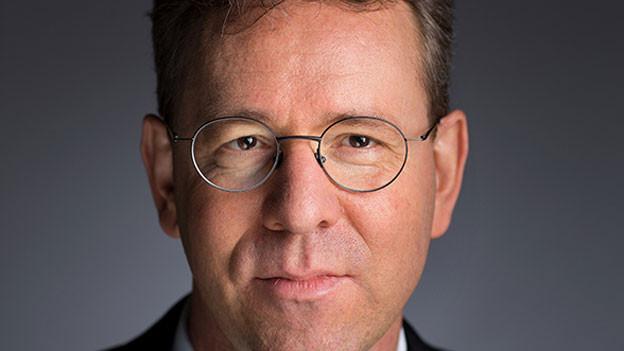 Christoph Hartmann, Leiter Zivildienst