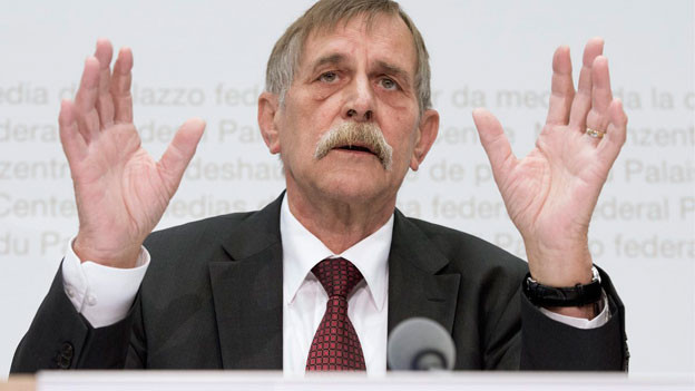 Pierre Triponez, Präsident der Oberaufsichtskommission Berufliche Vorsorge.
