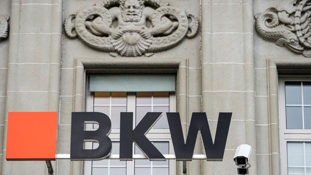 Die BKW an ihrem Standort in Bern.