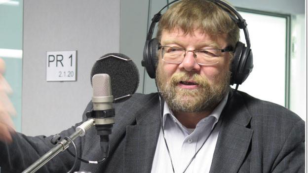 SRF-Auslandredaktor Daniel Voll.