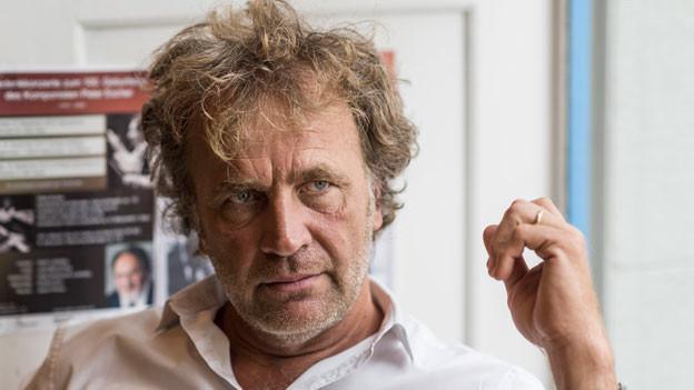 Alex Capus, Schweizer Schriftsteller.