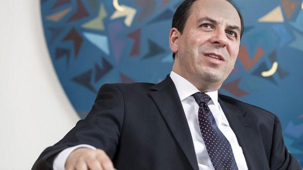 Montassar BenMrad, Präsident der Föderation islamischer Dachorganisationen (Fids).