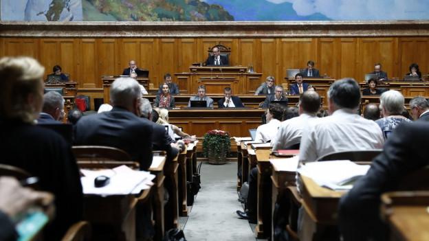 Die Kronzeugenregelung scheitert an der bürgerlichen Mehrheit im Nationalrat.