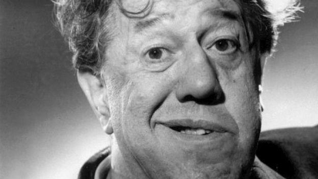 Der Schauspieler Michel Simon und das fehlende I