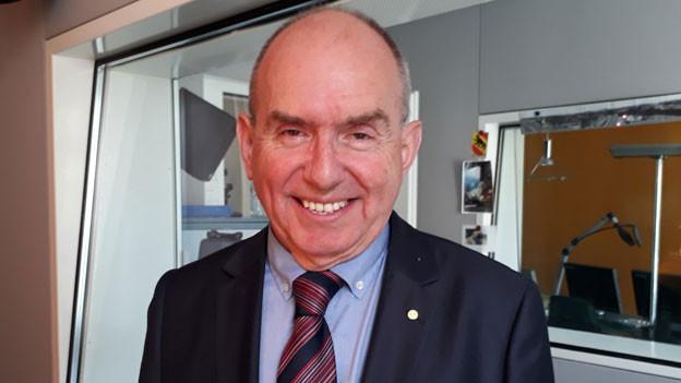 Bundesgerichtspräsident Ulrich Meyer.