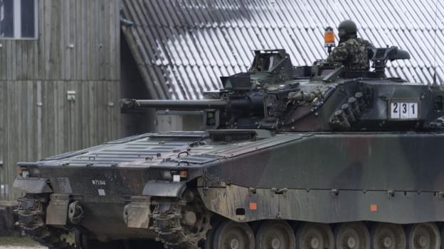 Die PK Publica investiert künftig nicht mehr in Rüstungsfirmen.