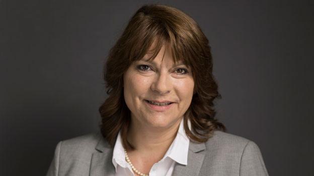 Verena Nold, Direktorin des Krankenkassenverbandes santésuisse.