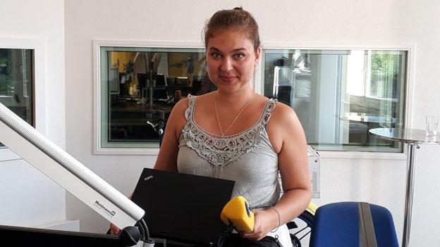 Corina Heinzmann, Journalistin bei Radio Zürisee.