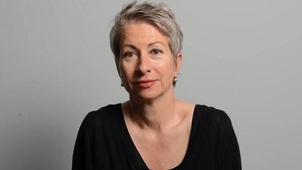 Barbara Stöckli, Studienleiterin am MAZ, der Schweizer Journalistenschule in Luzern.