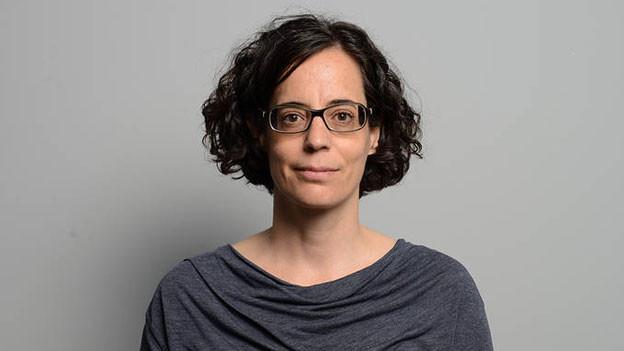 Alexandra Stark, Studienleiterin am MAZ.