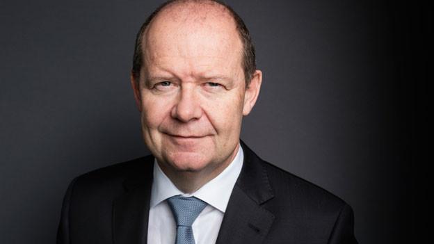 Valentin Vogt, Präsident des Schweizerischen Arbeitgeberverbandes.