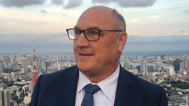 Thomas Fisler, Leiter des Deza-Büros in Pjöngjang.