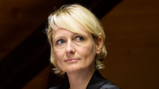Nationalrätin Isabelle Moret.