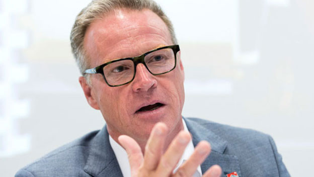 Andreas Meyer, CEO SBB AG.