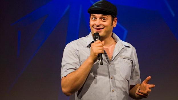 Kaya Yanar, Comedian.