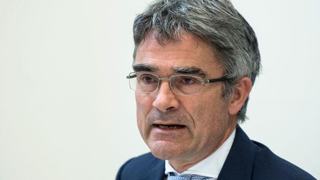 Mario Cavigelli, Regierungsrat des Kantons Graubünden.