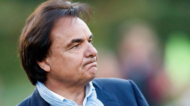 Christian Constantin, Präsident FC Sion.