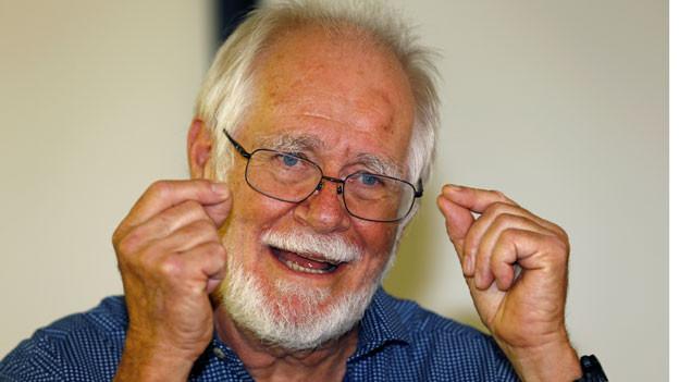 Jacques Dubochet, Chemie-Nobelpreisgewinner.