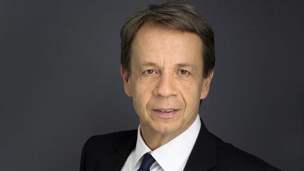 Gilles Marchand, Generaldirektor SRG.