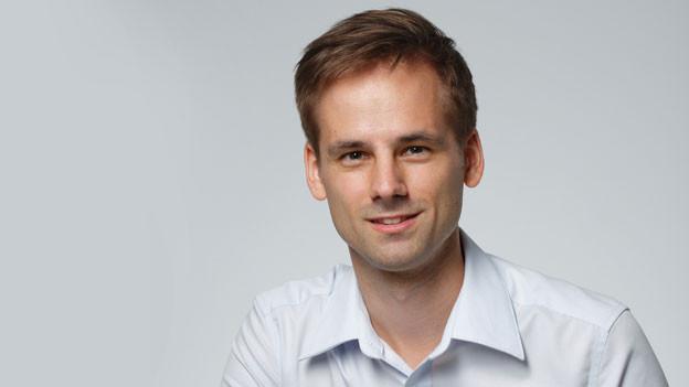 Martin Aldrovandi, SRF-Korrespondent in China.