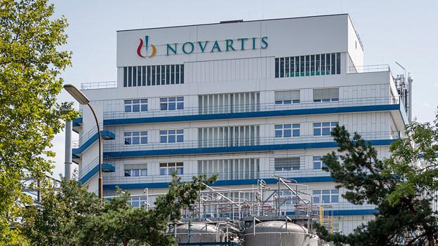 Bis in 20 Jahren, so ist anzunehmen, wird Novartis ein digitales Unternehmen sein, das Wirkstoffe erforscht und auf den Markt bringt.